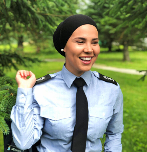 Iman Meskini: – Alle burde ta seg et år i forsvaret